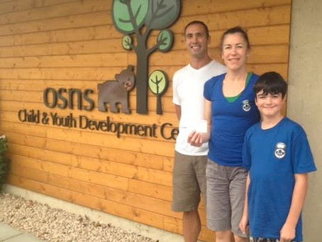 Okanagan Kettlebells Team Fundraises for World Championships and OSNS