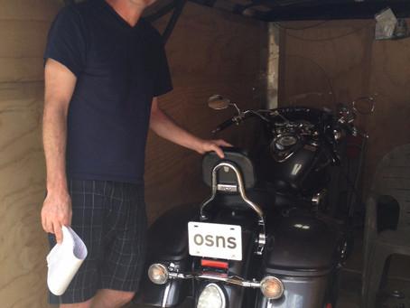 Press Release:  OSNS Draws Winning 2015 Yamaha Silverado Motorcycle Ticket