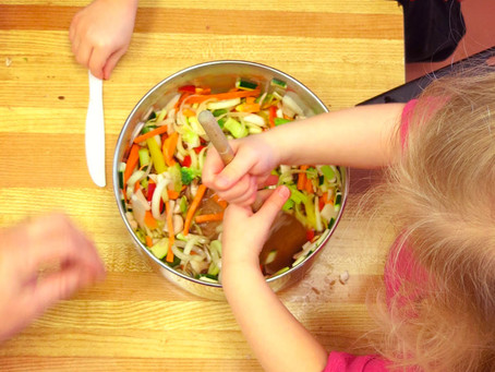 Stone Soup - A lesson in Sharing