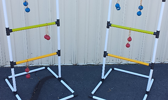 Carnival games ladder ball