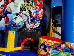 Justice League Inflatable