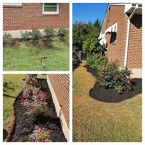 Mulching, Lawn Care Roanoke Virginia