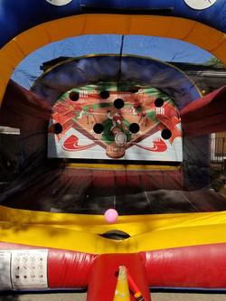 Baseball Inflatable T-Ball Game