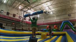 Inflatable Pedestal Joust