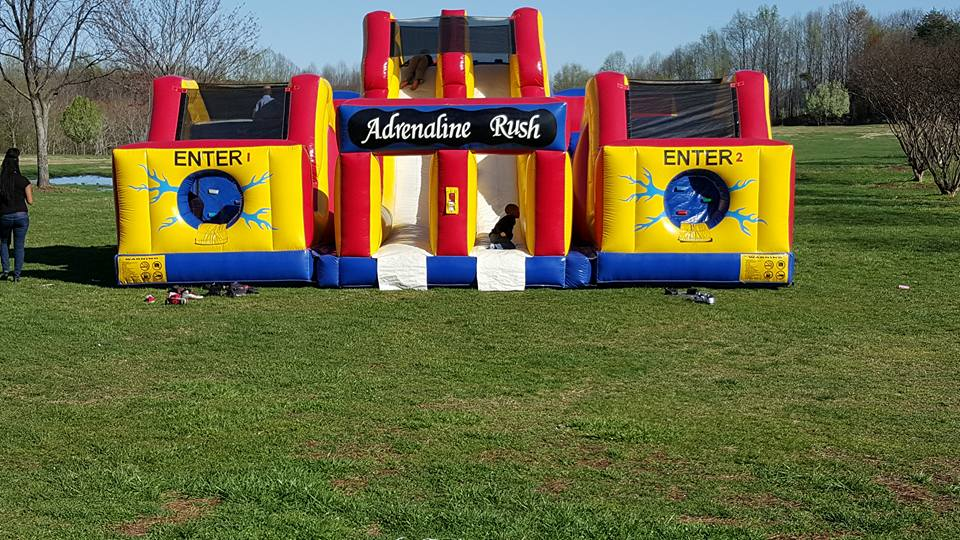 Adrenaline Rush Inflatable