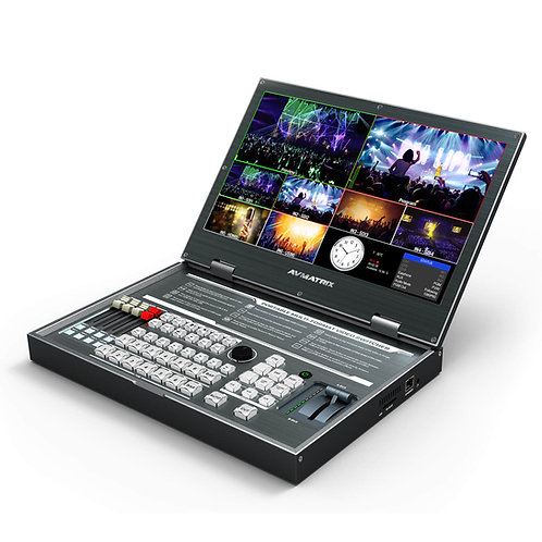 AVMATRIX Video Switcher - PVS0615