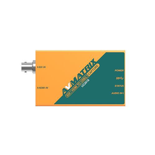 AVMATRIX HDMI/SDI to USB3.1 TYPE-C Video Capture