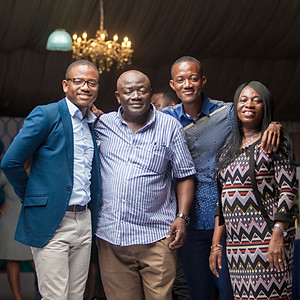 AMANOR SEND-OFF PARTY (KPMG)