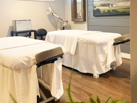 Spa Treatment & Revitalizing Healing