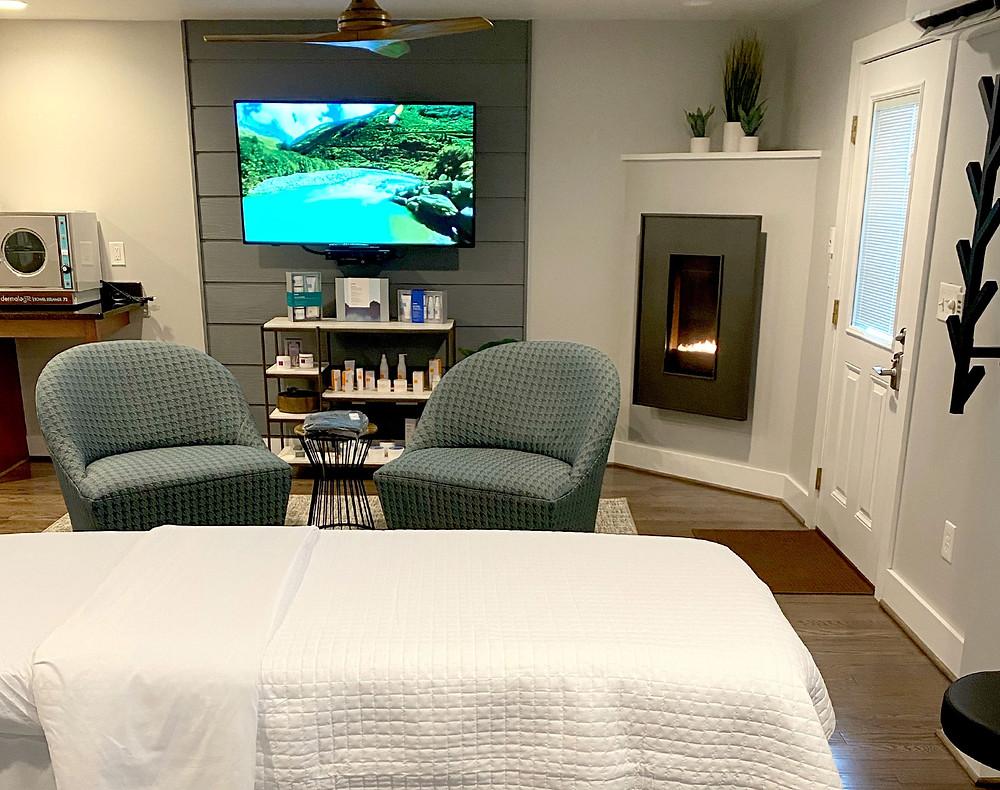 spa treatment, iris inn, luxury getaway, spa, massage