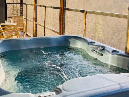 Luxury Mountain Escape Inn Introducing NEW Amenities