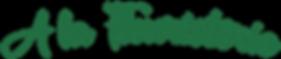 A la Fleuristerie arpajon fleuriste logo