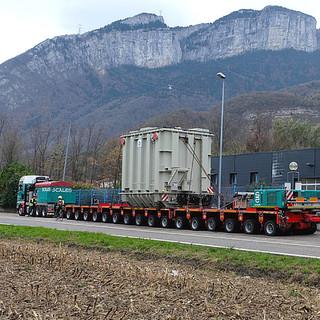 Transformateur en Savoie
