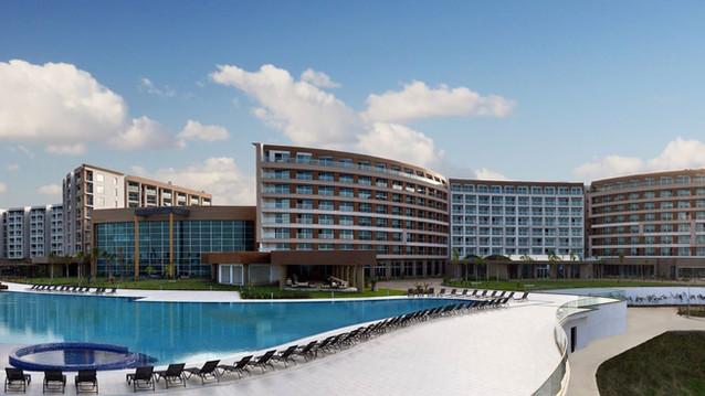 Elexus Hotel Spa&Casino, Cyprus