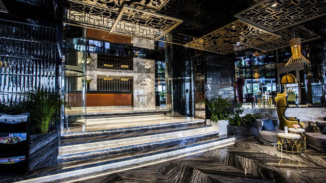 The Elysium Hotel, Elmadağ