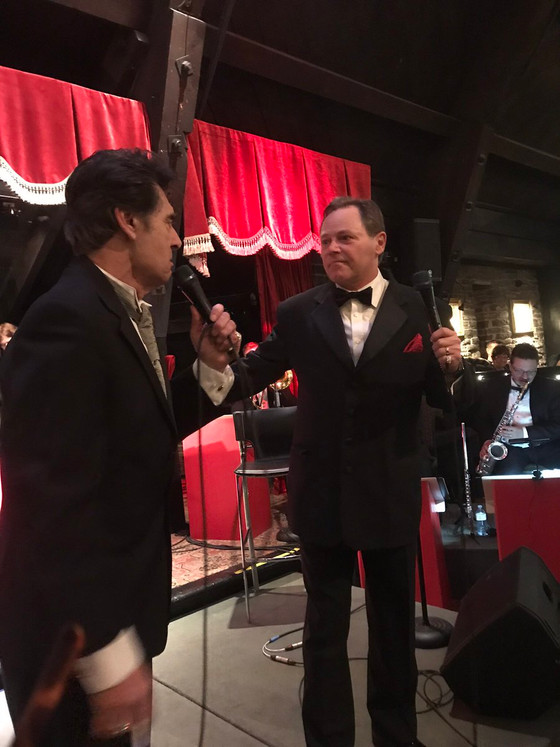 """Such a great evening at The Old Mill Toronto - """"The Frank & Dean Show"""""""