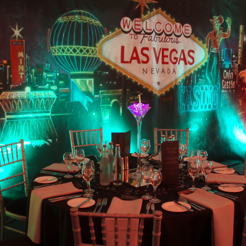 """RCYC Staff Party - Private Event - """"An Evening in Vegas"""" @ Arcadian Court"""