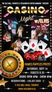 """Casino Night w/Elvis"" @ The Old Mill Toronto"