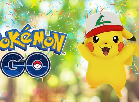 Pokémon Go: Smacked In The Face With Nostalgia