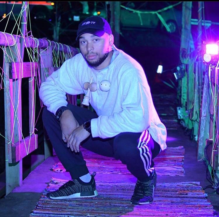 DJ & Producer ANTY
