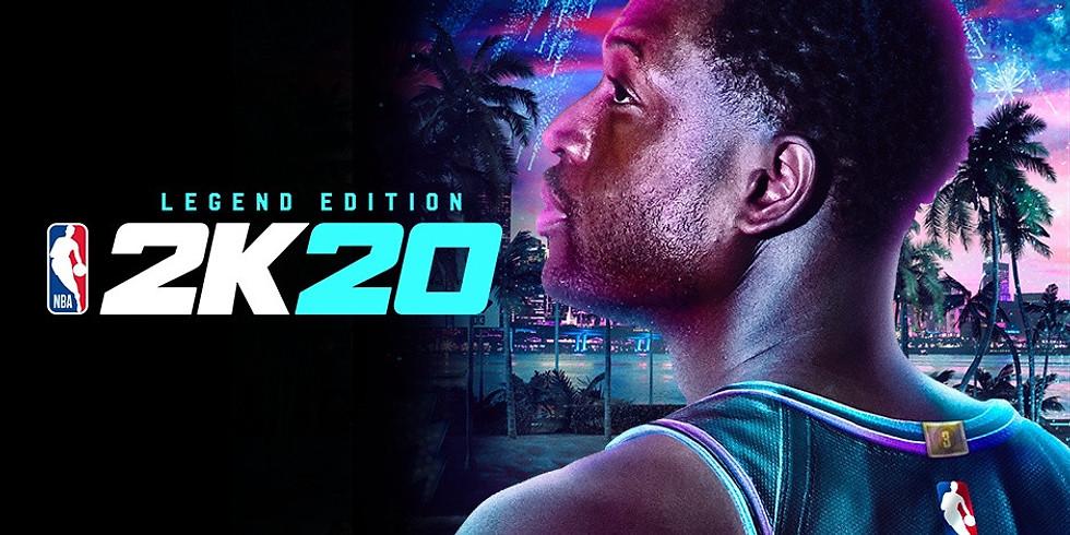 NBA 2k 2020 Release Tournament