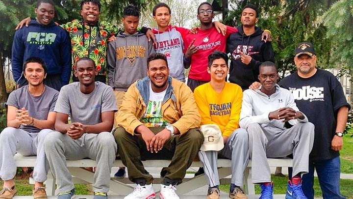 College Tour 2012