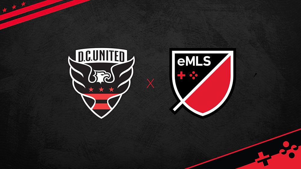 D.C United x eMLS