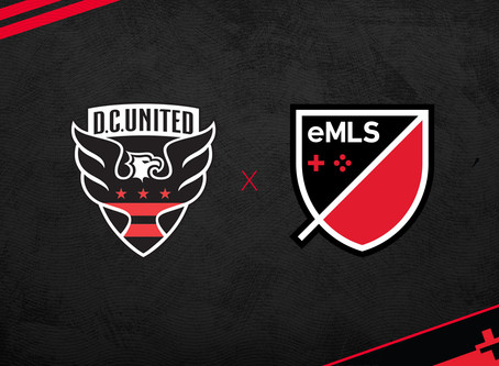 D.C. United joins eMLS & looking for their  first-ever eMLS player
