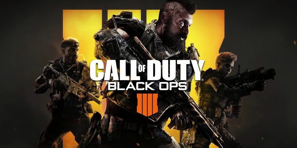 Call of Duty Black Ops 4 Midnight Release