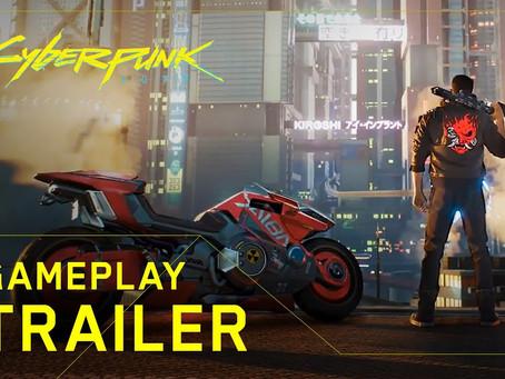 Cyberpunk 2077 New Pre-Release Trailer