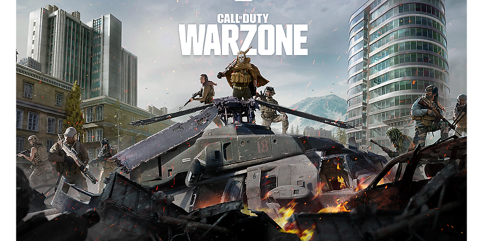 Community Play Day: Warzone