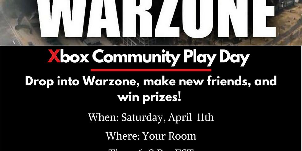 Xbox Community Play Day