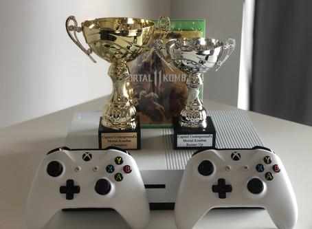 Best Mortal Kombat Player in DC!