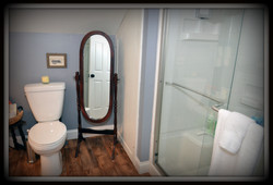 wrens Nest Loft Wonderful Doulbe Seated Shower for two
