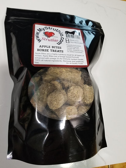 Wholesale Apple Bites Horse and Large Animal Treats Non-Medicated
