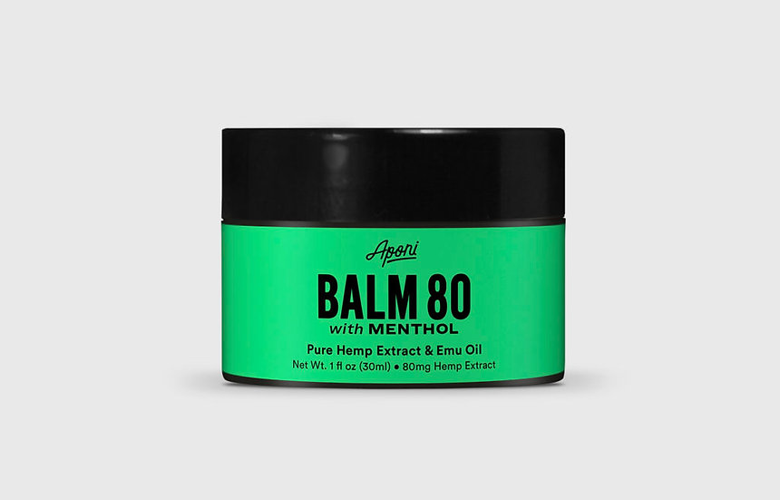 Medicated 80 Balm, Aponi