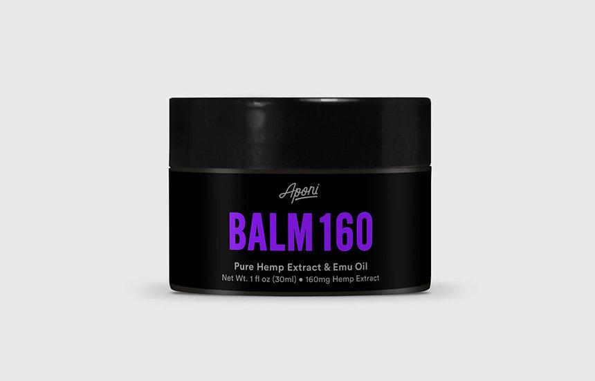 Medicated Balm 160, Aponi