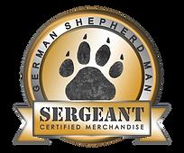 Sergeant Certified Logo