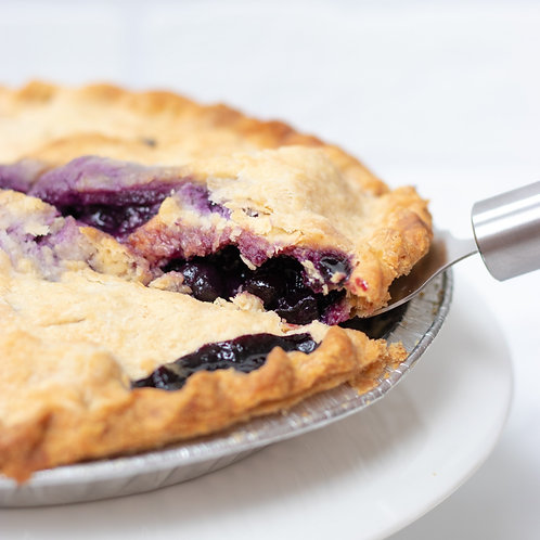 Blueberry Pie (Fresh or Frozen)