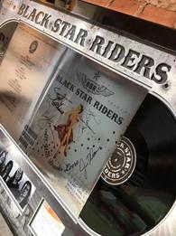 Black Star Riders Memorabilia