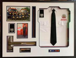 Firefighter retirement gift