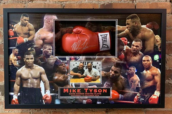 Mike Tyson Special!