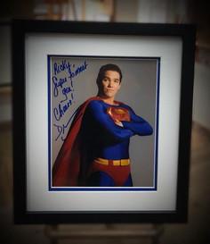 Superman Autograph
