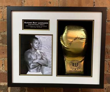 Boxing memorabilia