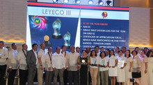 LEYECO III honored as Electric Cooperative of the Year