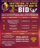 INVITATION TO APPLY FOR ELIGIBILITY AND TO BID