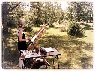 Atelier de Francine Bouchard
