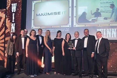 Maximise IT FIA Winners