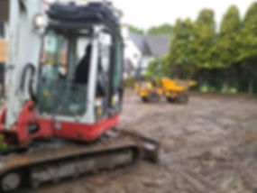 why choose us belmarsh construction, groundworks construction company