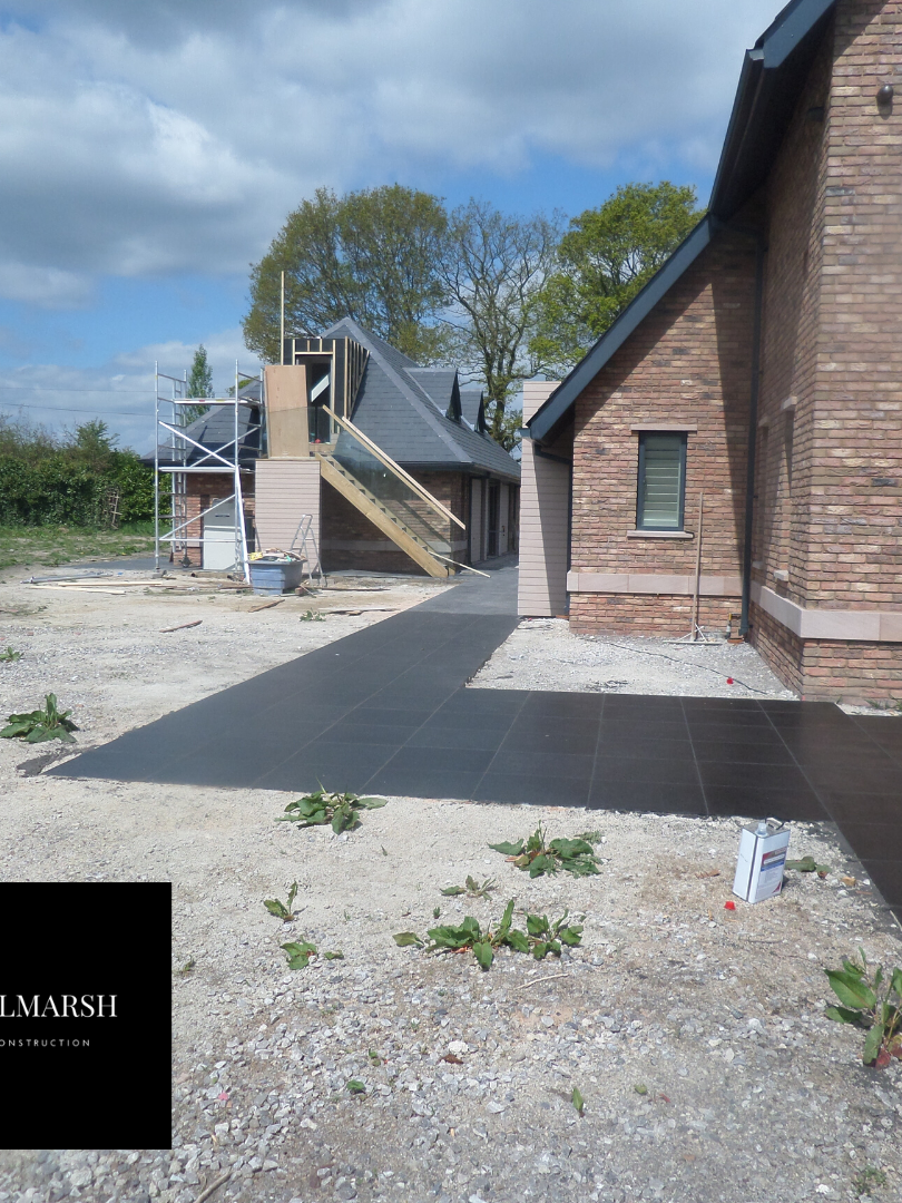 paving projects construction